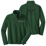 Health & Safety - Emb - F218 - 1/4 Zip Fleece Pullover