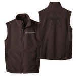 Health & Safety - Emb - F219 - Fleece Vest