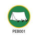 Pebble Patches - PEB001 - Tent