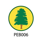 Pebble Patches - PEB006 - Tree