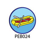 Pebble Patches - PEB024 - Raft