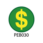 Pebble Patches - PEB030- Finance