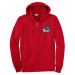 PC78ZH - N119-Totanhan Logo - EMB - Northern Star Council Totanhan Nakaha 16 Full Zip Hoodie