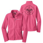 L217 - Health & Safety - EMB - Ladies Fleece Jacket